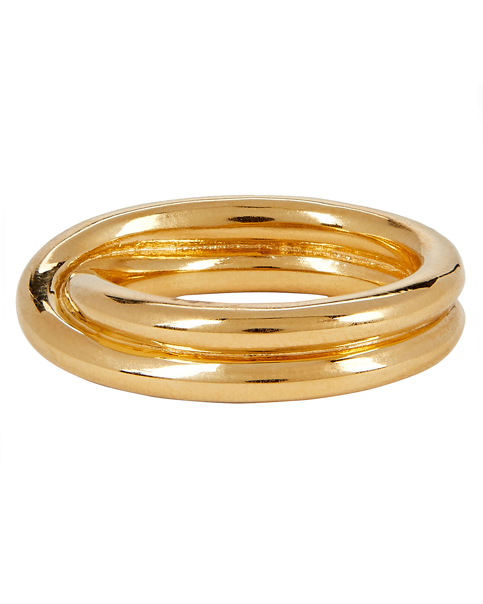 Twisted Stacking Ring, GOLD, hi-res
