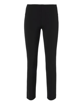 Cropped Scuba Leggings, NAVY, hi-res