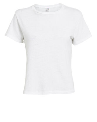 The Classic Vintage White T-Shirt, WHITE, hi-res
