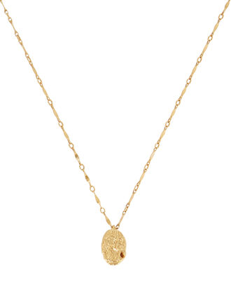 The Infinite Offering Necklace, GOLD, hi-res