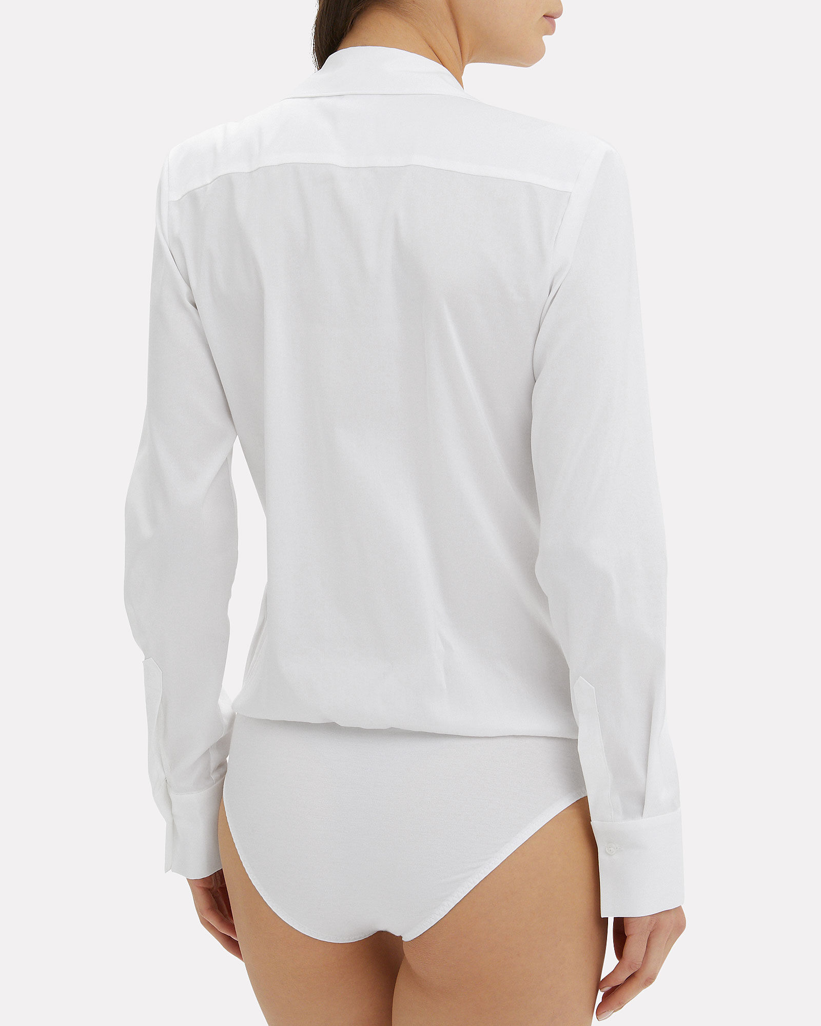 London Bodysuit, WHITE, hi-res