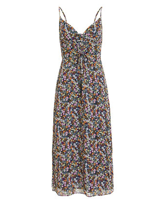 Harlie Floral Slip Dress, MULTI, hi-res