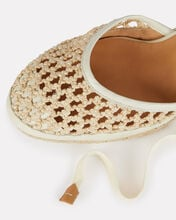 Carola Braided Espadrille Wedges, BEIGE, hi-res