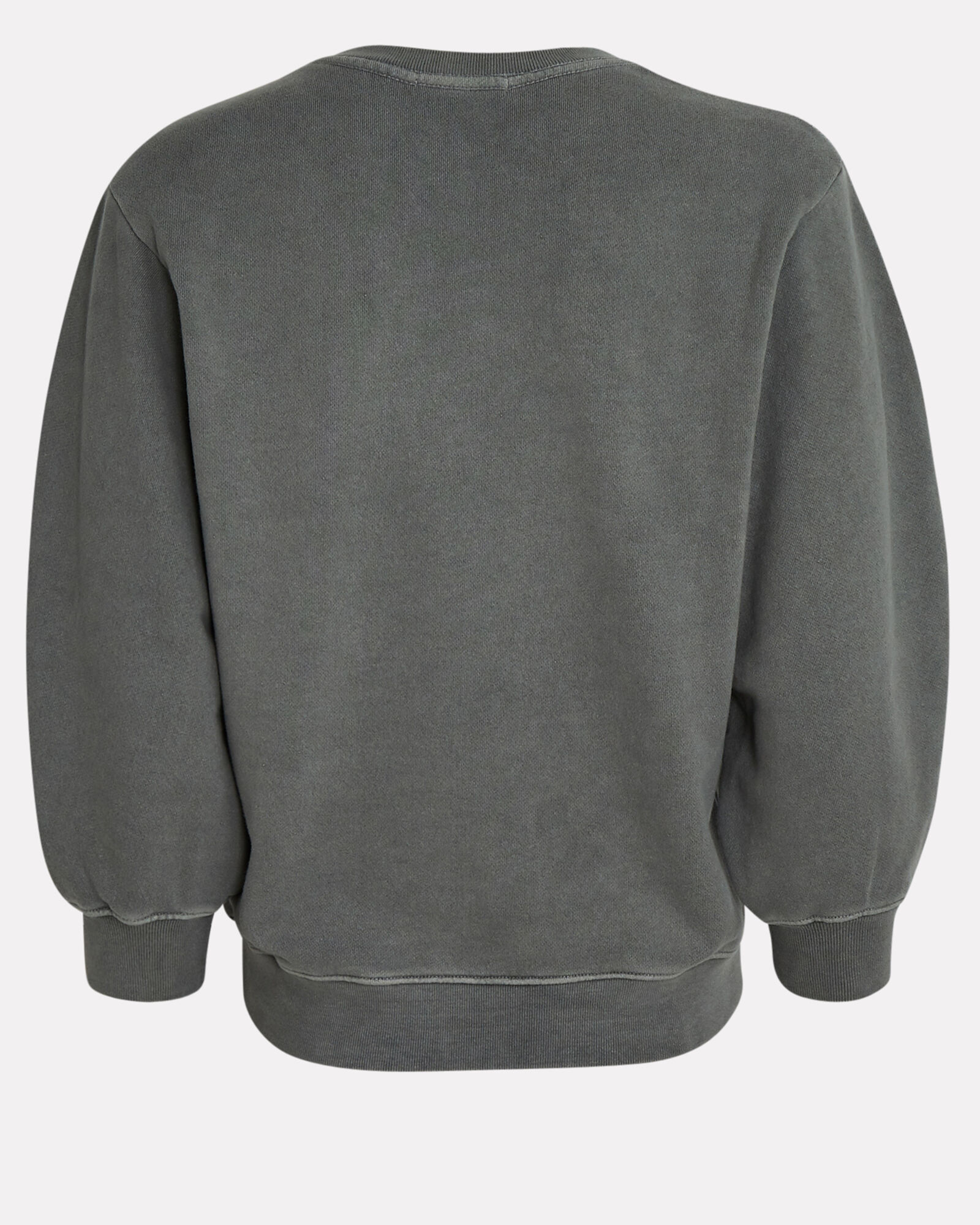 Thora Cotton Crewneck Sweatshirt, GREY, hi-res