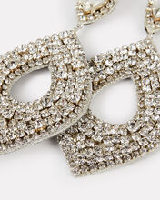Deepa By Deepa Gurnani Cedani Earrings, SILVER, hi-res