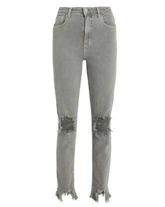 Highline Skinny Jeans, GREY WASH, hi-res
