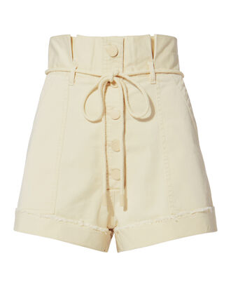 Bless My Soul Shorts, IVORY, hi-res