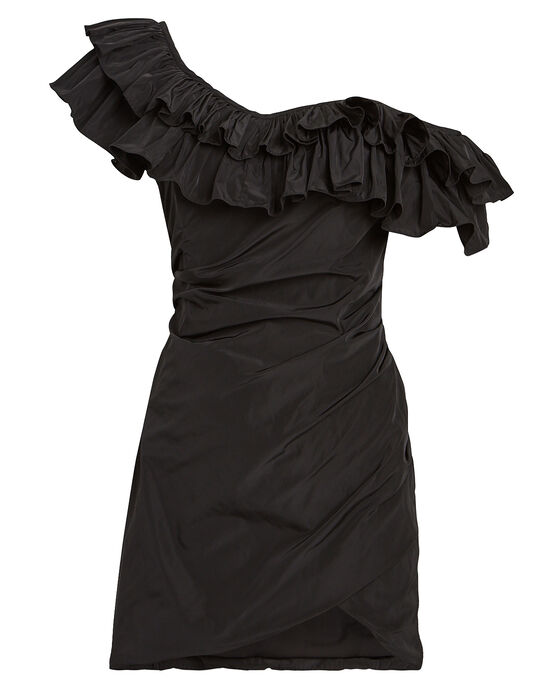 Alexis Dresses ALEXIS BENICIA RUFFLED PARTY DRESS