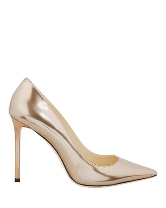 Romy Rose Gold Pumps, ROSE GOLD, hi-res