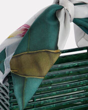 Guaria Jade Scarf Bag, GREEN, hi-res