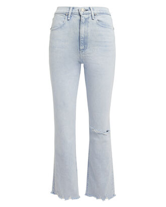 Distressed Skinny Jeans, DENIM-LT, hi-res