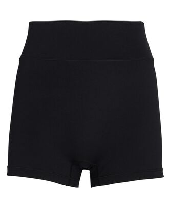 Center Stage Shorts, BLACK, hi-res