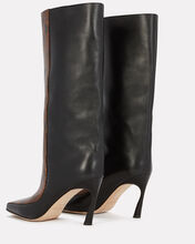 Mabyn 85 Leather Boots, BLACK, hi-res