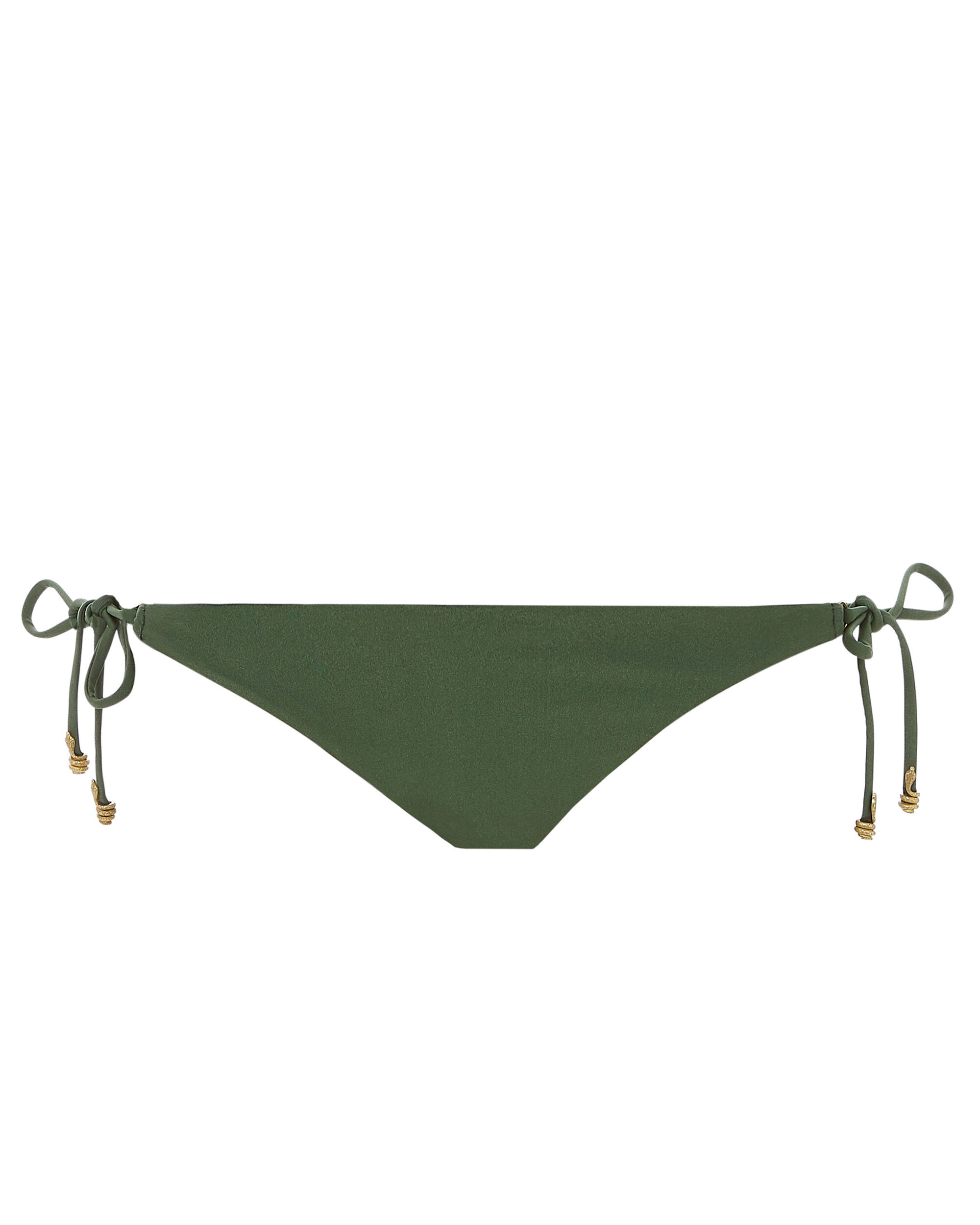 Morocco String Bikini Bottom, EMERALD, hi-res