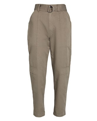 Athena Surplus Cropped Pants, GREY, hi-res