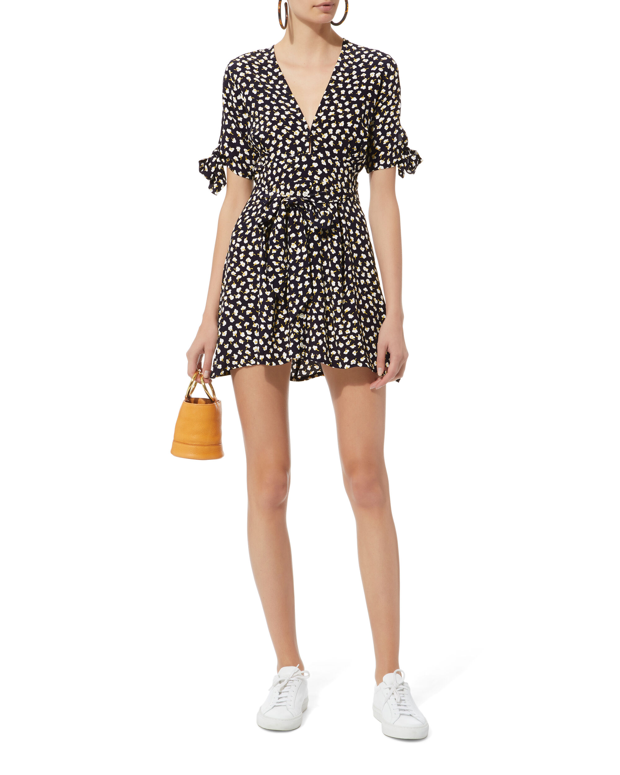 Brigit Mini Dress, MULTI, hi-res