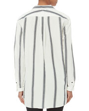 Alyse Striped Shirt, MULTI, hi-res