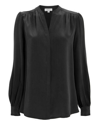 Raquel Blouse, BLACK, hi-res
