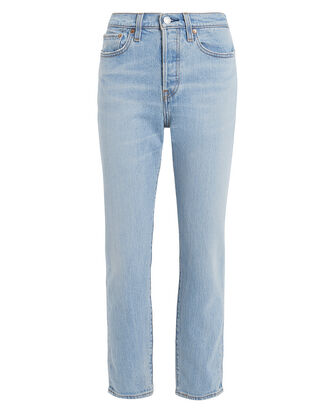 Wedgie Icon Jeans, DENIM-LT, hi-res