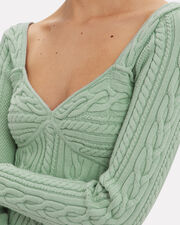 Aliza Sweater, GREEN, hi-res