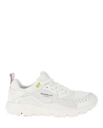Nomo 2.0 Leather Low-Top Sneakers, WHITE, hi-res