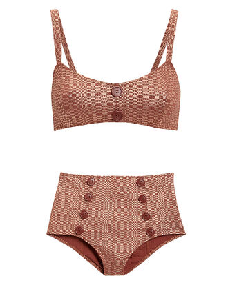 Genevieve Terracotta Metallic Bikini, TERRACOTTA METALLIC, hi-res