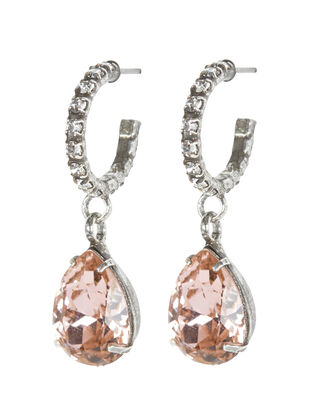Danni Crystal Drop Earrings, , hi-res