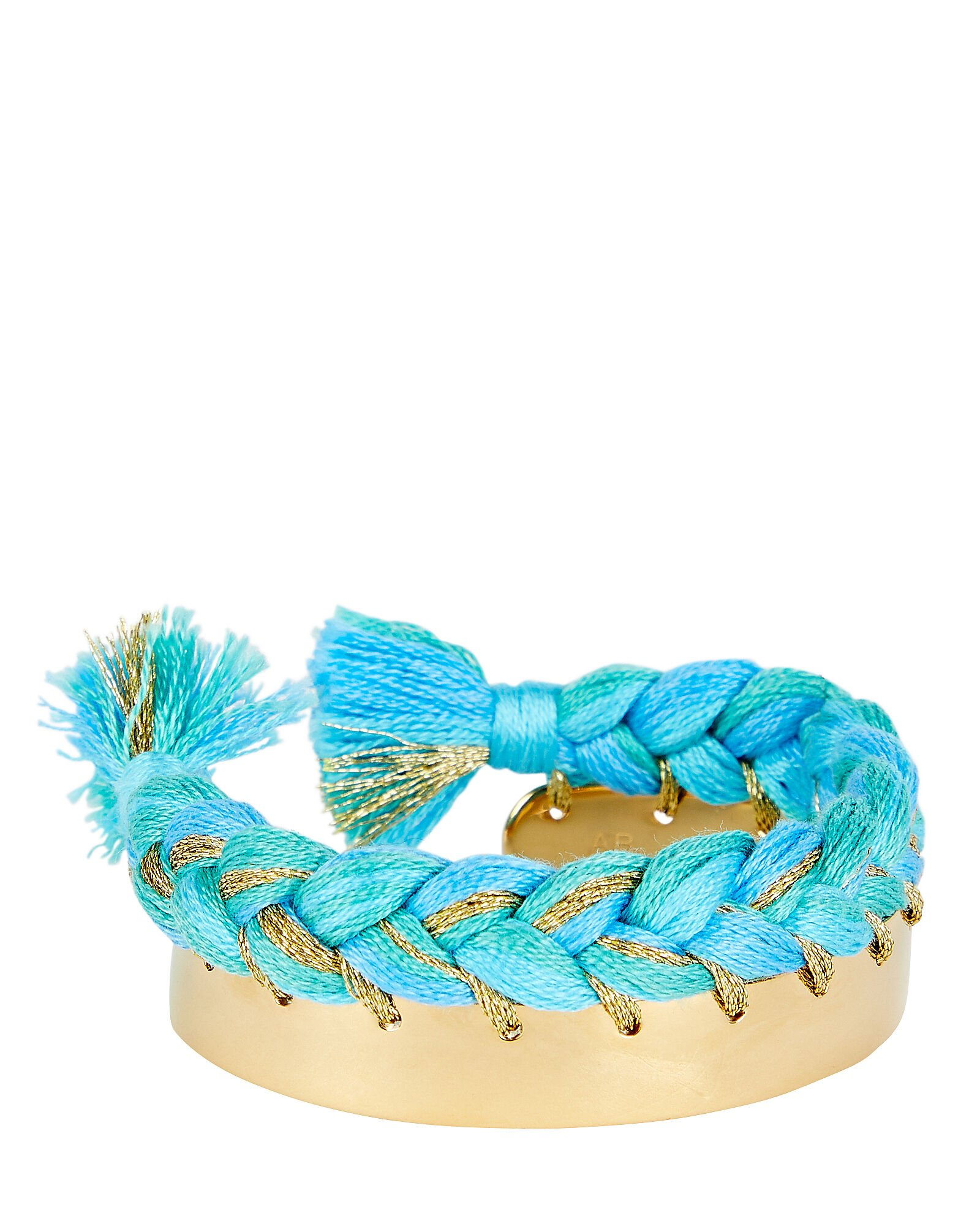 Copacabana Braided Cuff, BLUE-LT, hi-res