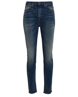 Alison High-Rise Skinny Jeans, CROSBY, hi-res