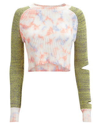 Gene Tie-Dye Sweater, MULTI, hi-res