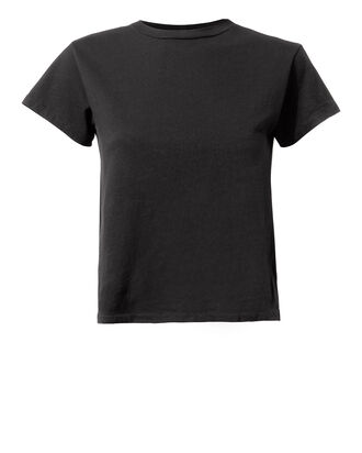 The Classic Black T-Shirt, BLACK, hi-res