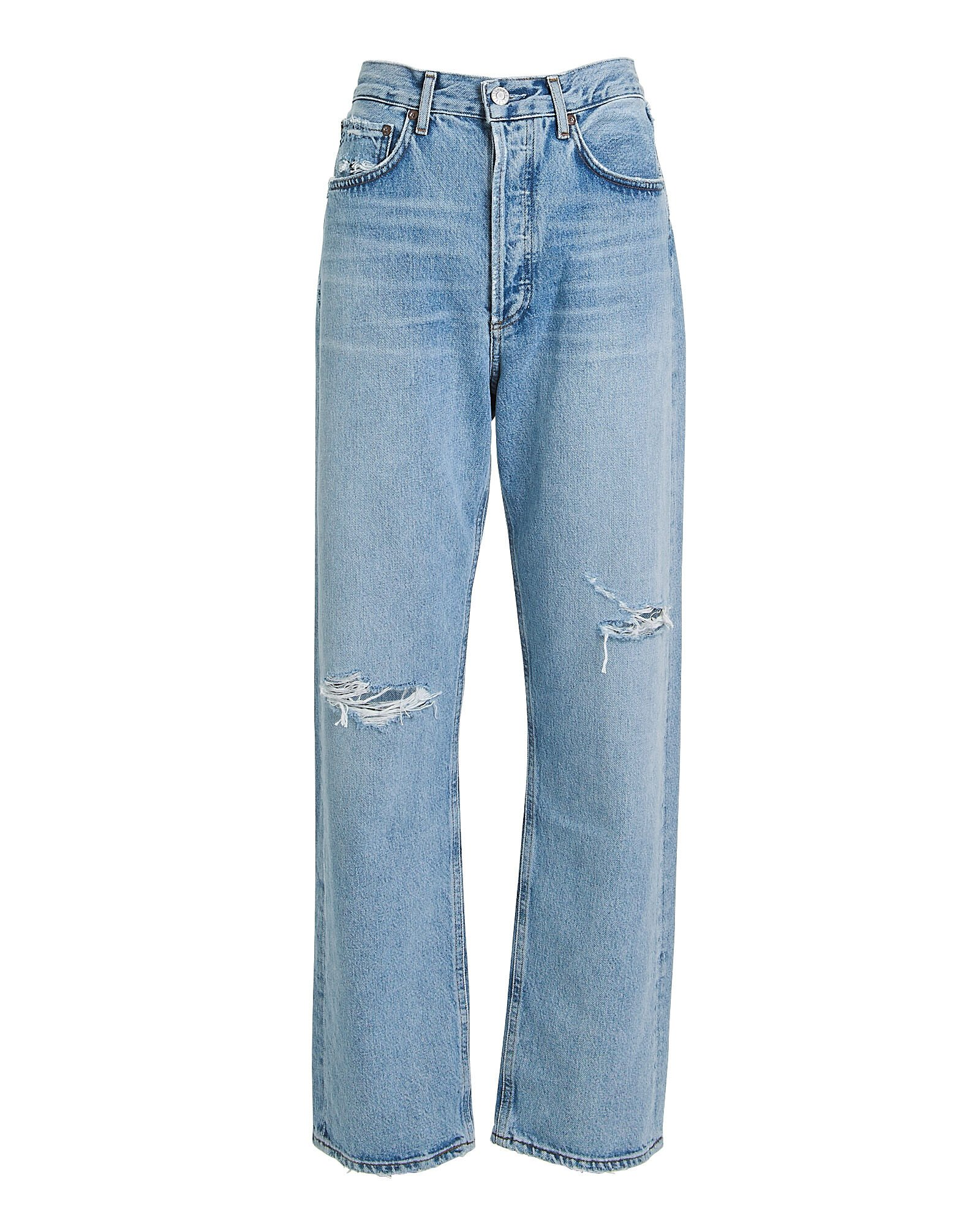 90's Ultra High-Rise Jeans, MEIUM WASH DENIM, hi-res