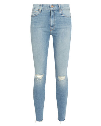 Looker Ankle Fray Jeans, DENIM-LT, hi-res