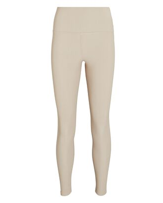 Ayla Rib Knit Leggings, BEIGE, hi-res