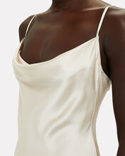 Chase Silk Maxi Slip Dress, IVORY, hi-res