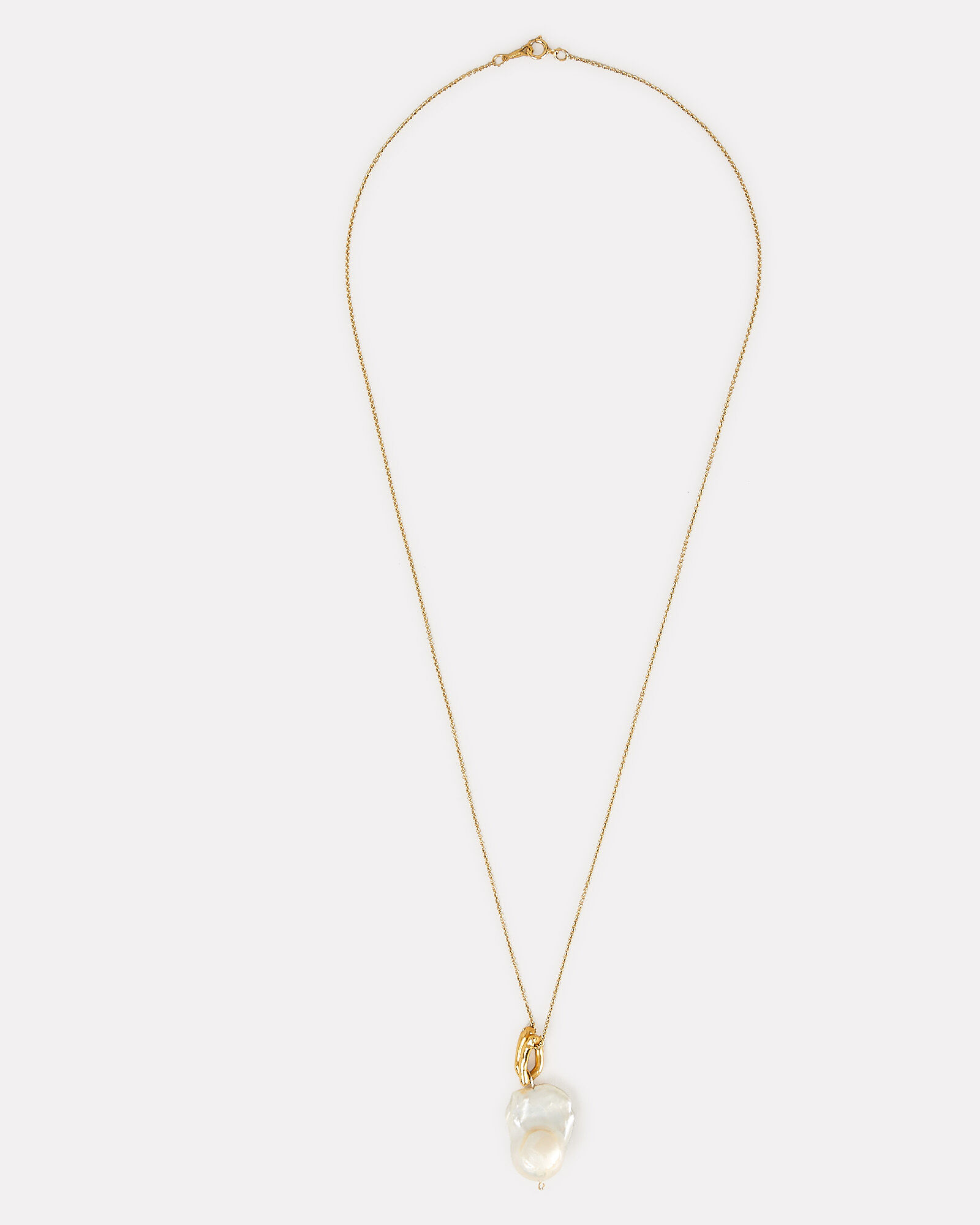 The Remedy Chapter Necklace, GOLD/PEARL, hi-res