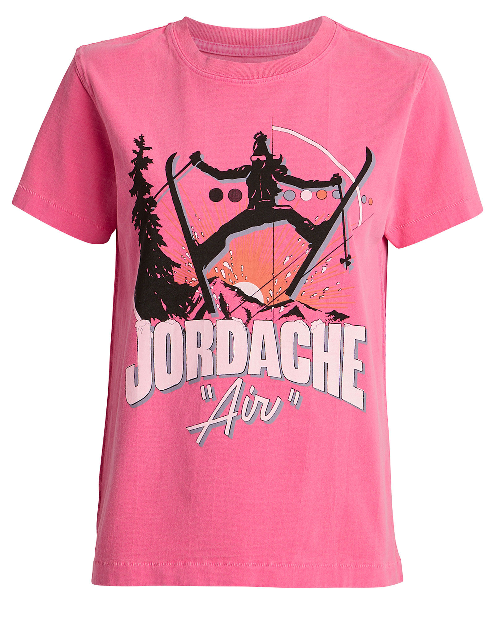 Air Graphic Jersey T-shirt, PINK, hi-res