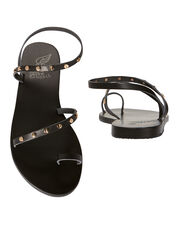 Apli Eleftheria Nail Stud Sandals, BLACK, hi-res