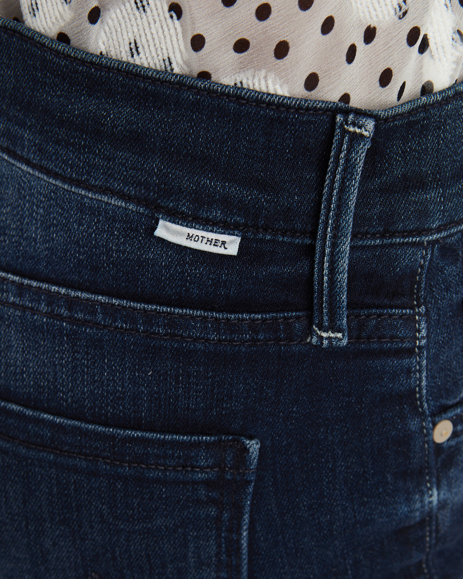 The Outsider High-Waist Jeans, DENIM-DRK, hi-res