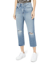 Le Stevie Crop Jeans, DENIM, hi-res