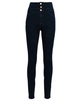 Annalie High-Rise Skinny Jeans, DENIM, hi-res