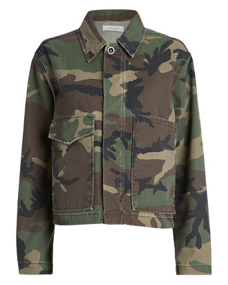 Jane Camo Utility Jacket, MULTI, hi-res