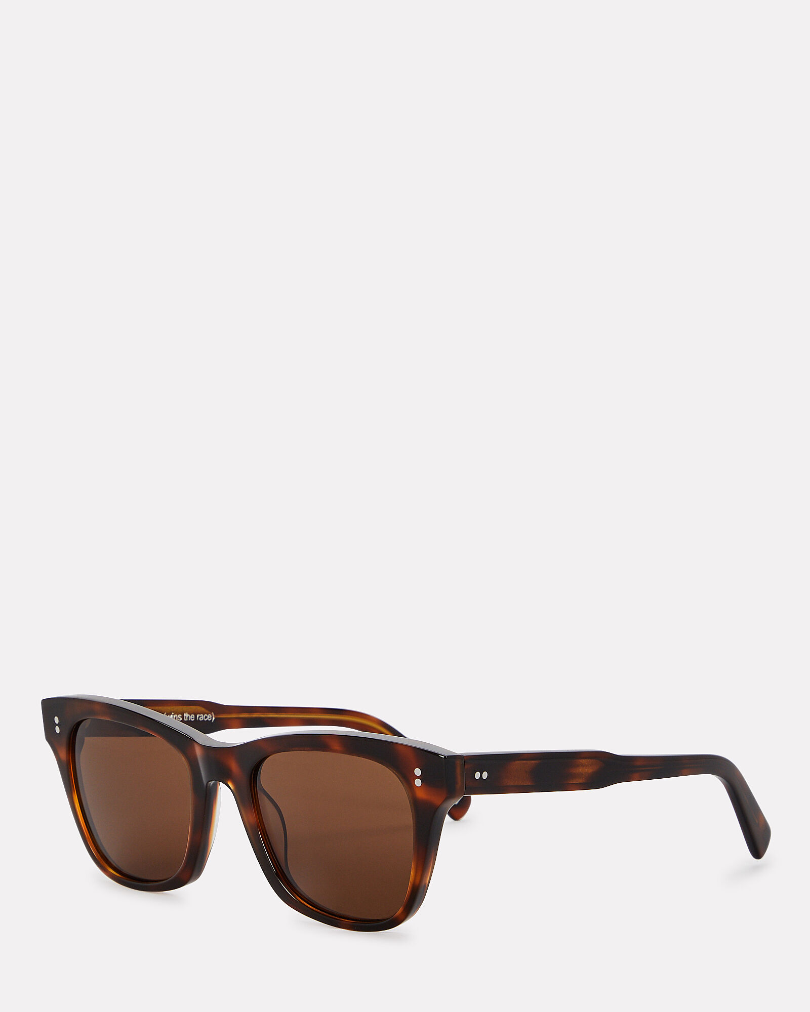 007 Square Sunglasses, BROWN, hi-res