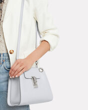 Mini Annie Shoulder Bag, LIGHT CLOUD, hi-res