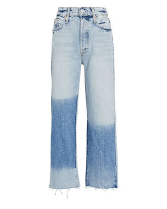 The Rambler Dip-Dye Straight-Leg Jeans, LIGHT DENIM WASH, hi-res