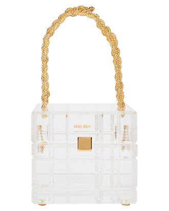 Phaedra Box Bag, CLEAR, hi-res