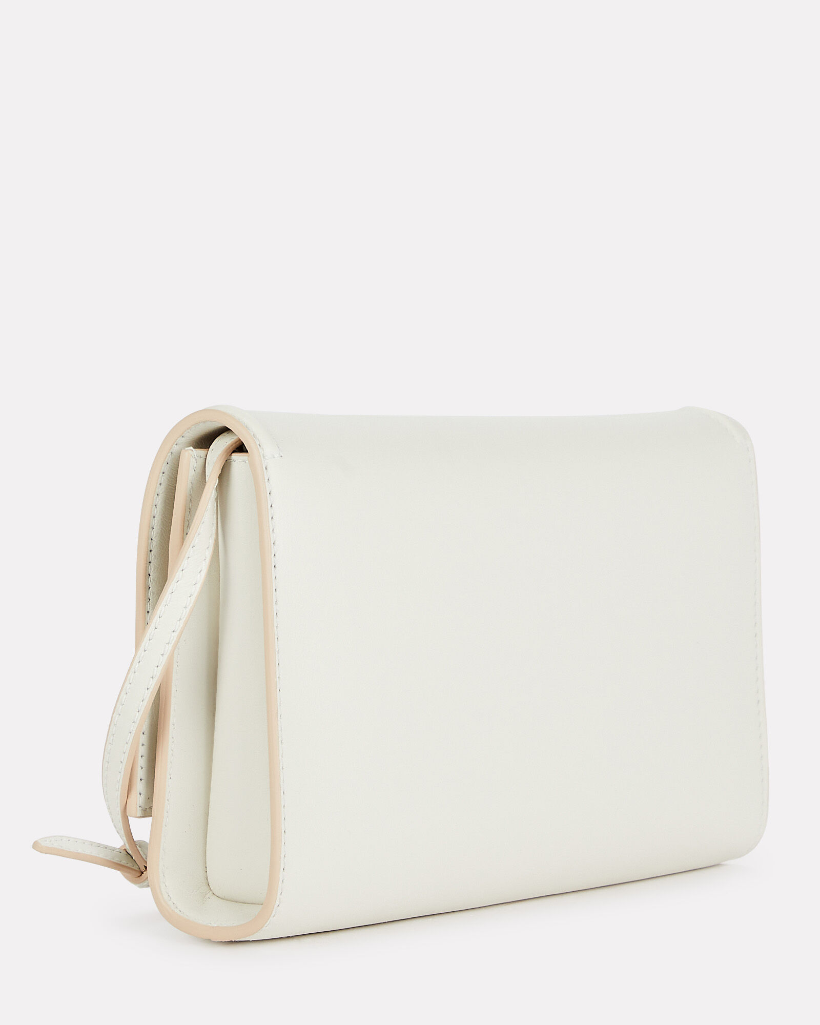 The Small Story Leather Bag, IVORY, hi-res