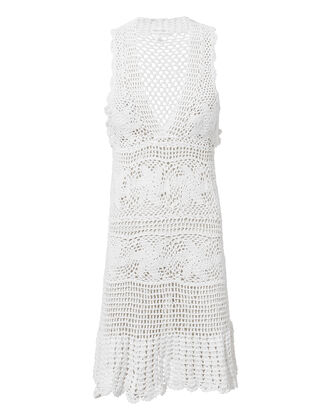 Rania Dress, WHITE, hi-res