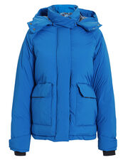 Aiden Puffer Coat, BLUE-MED, hi-res