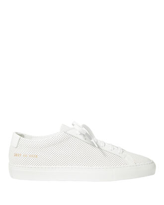 Original Achilles Perforated Sneakers, WHITE, hi-res